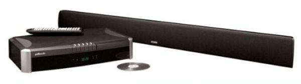 Surroundbar 360 dvd entertainment system